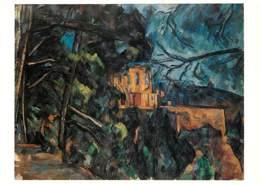 Art - Peinture - Paul Cézanne - Château Noir - CPM - Voir Scans Recto-Verso - Schilderijen