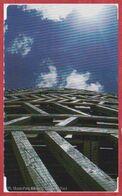 Alésia. Côte D'Or (21). Visuel: Détail De La Structure Bois De Muséo-parc. Site Archéologique De L'oppidum Gaulois. 2020 - Biglietti D'ingresso