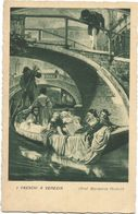 XW 3695 Domenico Morelli - I Freschi A Venezia - Dipinto Paint Peinture - Peintures & Tableaux