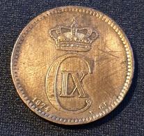DANMARK  5 Öre 1874 - Dänemark