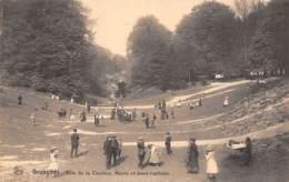 BRUXELLES - Bois De La Cambre - Ravin Et Pont Rustique - Foreste, Parchi, Giardini