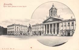 BRUXELLES - Eglise Saint-Jacques Et Place Royale - Monumenti, Edifici