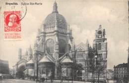 BRUXELLES - Eglise Ste-Marie - Monumenti, Edifici