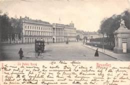 BRUXELLES - Le Palais Royal - Monumenti, Edifici