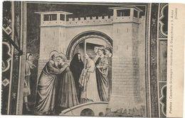 XW 3700 Giotto - Incontro Fra San Gioacchino E Santa Anna - Padova Cappella Scrovegni - Dipinto Paint Peinture - Peintures & Tableaux