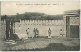 CAUDEBEC-EN-CAUX (76) – Société Cauchoise Du Théâtre En Plein Air. « Rama » 2e Acte. Cliché E.P. - Caudebec-en-Caux