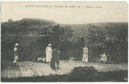 CAUDEBEC-EN-CAUX (76) – Société Cauchoise Du Théâtre En Plein Air. « Rama » 3e Acte. Cliché E.P. - Caudebec-en-Caux