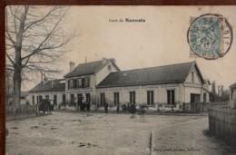 95 - SANNOIS - La Gare - Sannois