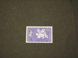 TONGA - 1963 FAME/NATURA  - NUOVO(++) - Tonga (1970-...)