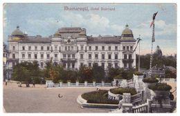 Romania Bucuresti Hotel Bulevard - Postales