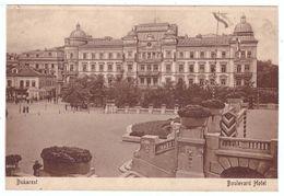 Romania Bucuresti Boulvard Hotel - Postales