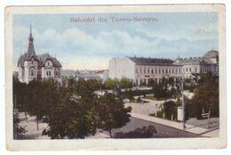 Romania Turnu-Severin - Postales
