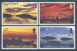 Falkland Islands 2001 Mi 803-806 MNH ( ZS7 FLK803-806 ) - Falklandinseln