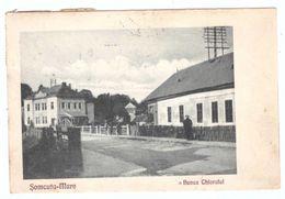 Romania Somcuta-Mare Banca Chiorului Bank - Postales