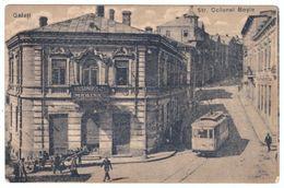 Romania Galati Str Colonel Boyle - Valsamakis Marina - Postales