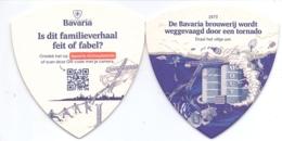 #D243-110 Viltje Bavaria - Bierviltjes