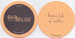#D243-111 Viltje Bar Belge (Brugge) - Bierviltjes
