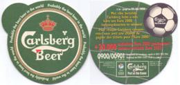#D243-118 Viltje Carlsberg - Bierviltjes
