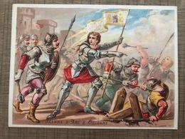 17 JEANNE D'ARC DEVANT ORLEANS 1429 - Altri