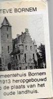 06 08/ SPEELKAARTEN MET AFBEELDINGEN VAN BORNEM - Belgium