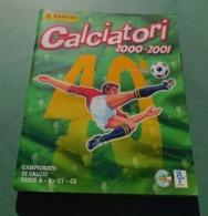 Album Calciatori Figurine Panini 2000- 2001 - Ottime Condizioni - Soccer