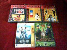 PROMO  DVD  °°  5 DVD POUR  20 EUROS  REF  JOE LOT 33 - DVD