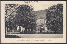 AK Nottuln-Havixbeck Gasthaus Gerdes 1913 Baumberge Bei Coesfeld Münster  - Duitsland