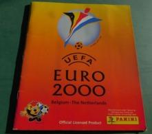 Album Calciatori Figurine Panini EURO 2000 - Ottime Condizioni - Soccer