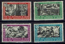 Belgien: Flämische Legion 1942 - ** - Occupation