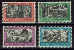 Belgien: Flämische Legion 1942 - * - Occupation 1938-45