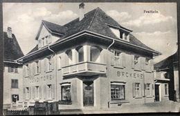 Pratteln Bäckerei Konditorei H. Pfirter-Reiniger/ Alte Aufnahme - BL Basel-Land