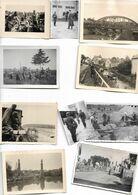LOT    30 PHOTOS 1940 / 1944 SOLDATS ALLEMANDS EN FRANCE - 1939-45