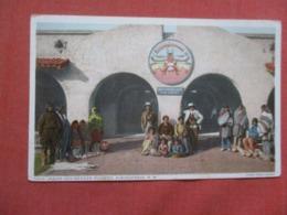 Fred Harvey 7946  Detroit -- Indian & Mexican Building   New Mexico > Albuquerque  Ref 4276 - Albuquerque