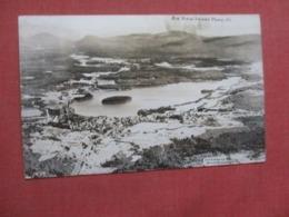 RPPC  Air View Island Pond - Vermont  -- Ref 4276 - Etats-Unis