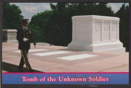 Postcard - USA - Circa 1970 - Tomb Of The Unknown Soldier - Non Circulee - A1RR2 - Arlington