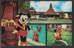 Postcard - USA - Circa 1960 - Gateway Inn - Hotel - Non Circulee - A1RR2 - Disney