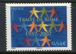 France 2007 Treaty Of Rome MUH - France