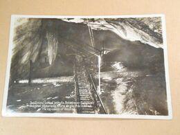 Czechoslovakia. Domica Stalactite Cave - Postales