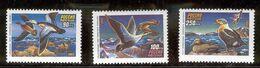 RUSSIA 1993 Ducks; Scott Catalogue No(s). 6155-6157 MNH - Entenvögel