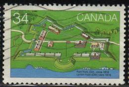 Canada - #1052 - Used - Gebraucht