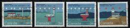 Canada - #1063-66(4) - Used - 1952-.... Reign Of Elizabeth II