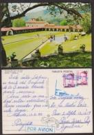 Venezuela - 1992 - Tarjeta Postal - Convento San Javier Del Valle - Merida - Circulee - A1RR2 - Venezuela