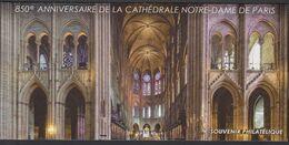 2013-BLOC SOUVENIR N°78** NOTRE DAME DE PARIS - Sheetlets