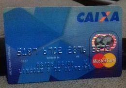 LSJP BRAZIL CAIXA BANK CARD 02/06 - Cartes De Crédit (expiration Min. 10 Ans)