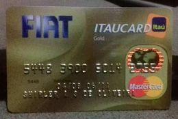 LSJP BRAZIL FIAT ITAUCARD GOLD 04/08 - 1 - Altre Collezioni
