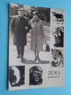 ZOO Antwerpen > Dierentuin Amberes / Anvers ( Formaat +/- 13 X 18 Cm.) Anno 1982 ( Zie/voir/See SCANS ) ! - Places