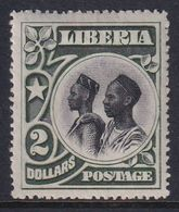 Liberia 1906 Sc 112 Mint Hinged - Liberia