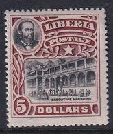 Liberia 1906 Sc 113 Mint Hinged - Liberia
