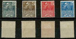 FRANCE - 1930 - Nr 270-71-72-73 - Neuf - France