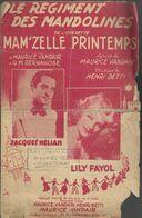 """""""Le Régiment Des Mandolines"""" De L'opérette """"Mam'zelle Printemps"""" - Jacques Hélian - Lily Fayol - Música & Instrumentos"""